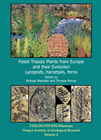 Triassic Fossil Plants from Europe and their Evolution Lycopods, horestails, ferns